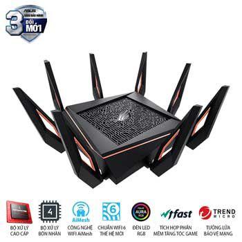 Thiết bị phát Wifi ASUS GT-AX11000 PK)