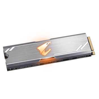 512GB Gigabyte AORUS RGB M.2 NVMe (GP-ASM2NE2512GTTDR AORUS)