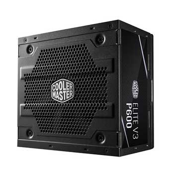 600W Cooler Master Elite V3 230V PC600 Box