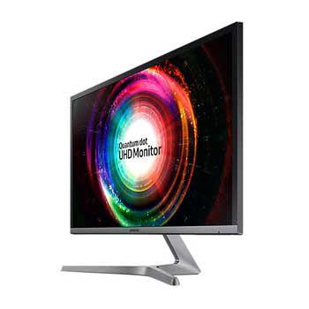 """LCD 28"""" SAMSUNG LU28H750DS/XV (Màu đen viền bạc) (4K)"""