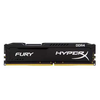 8GB DDRAM 4 2666 KINGSTON HyperX Fury