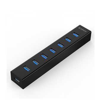 HUB USB 1–7 PORT ORICO H7013-U3-AD