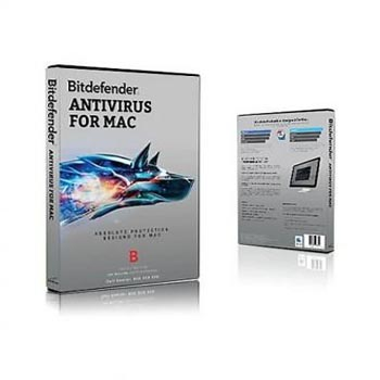 Bitdefender Antivirus For Mac 1PC