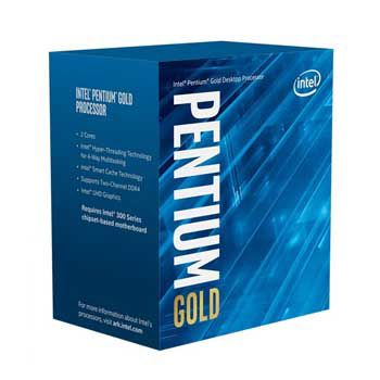 Intel Coffee lake Pentium Gold G5500(3.8GHz) Chỉ hỗ trợ Windows 10