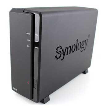 Hộp ổ cứng mạng Synology DiskStation DS116 (Không bao gồm ổ cứng)