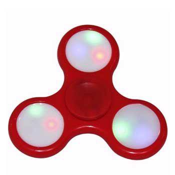 Con Quay Fidget Spinner Đèn Led 7 Màu