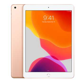 iPad 10.2-inch gen 7th Wi-Fi + Cellular (MW6D2ZA/A -Gold)