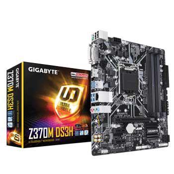 GIGABYTE Z370M-DS3H (1151)