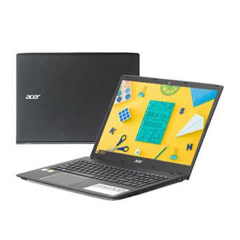 Acer E5-576G-88EP - BLACK