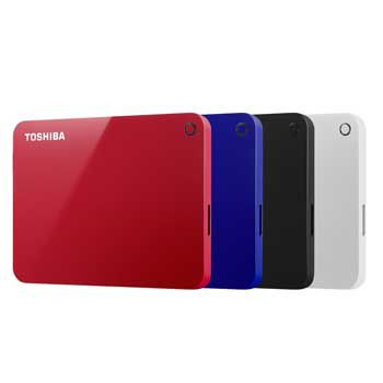 1TB Toshiba Canvio ADVANCE