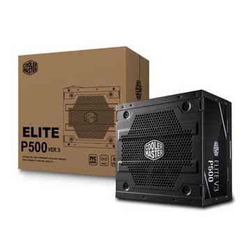 500W Cooler Master Elite V3 230V PC500 Box