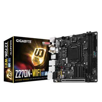 GIGABYTE Z270N-WIFI (1151)