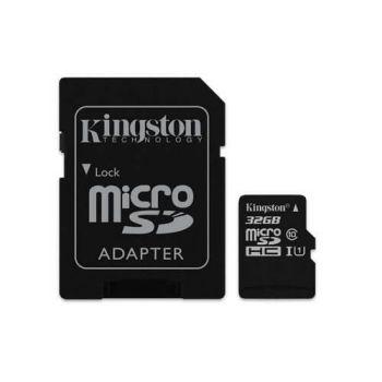 SD 32GB Kingston CLASS 10