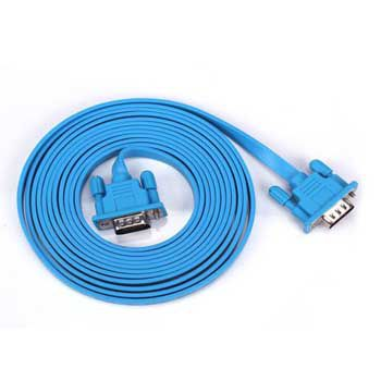 CABLE VGA DTECH 69F15 (Dây Dẹp)15m
