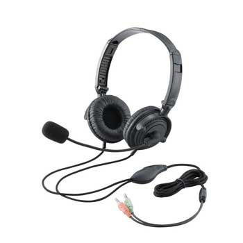 HEADPHONE Elecom HS-HP20BK