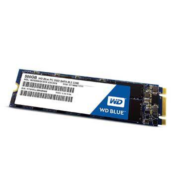 500GB WESTERN WDS500G2B0B M2 (Blue)