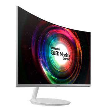 """LCD 27"""" SAMSUNG LC27H711QEEXXV ( Màn hình Cong (Quantum Dot 2K) (Chuyên game)"""