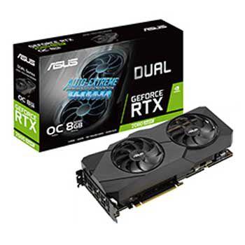 8GB ASUS DUAL-RTX2080S-O8G-EVO