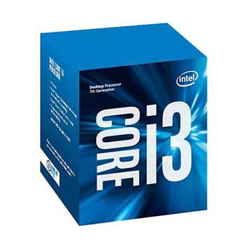 Intel Kaby lake i3 7100(3.9GHz) Chỉ hỗ trợ Windows 10