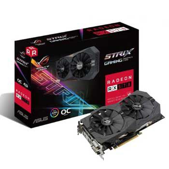 4GB ASUS ROG-STRIX-RX570-O4G-GAMING