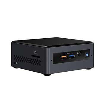INTEL BOX NUC7CJYH4 (Tiết kiệm điện hơn 90%, tiêu thụ từ 5W-10W khi hoạt động) (Máy tính nhỏ , gọn nhất )