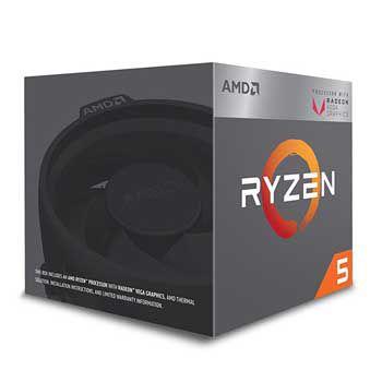 AMD Ryzen R5 2400G