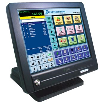 POS TOUCH SCREEN PROTECH POS 6510