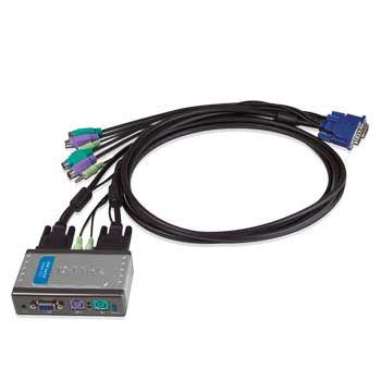 KVM SWITCH DLINK 2K 121 PS2