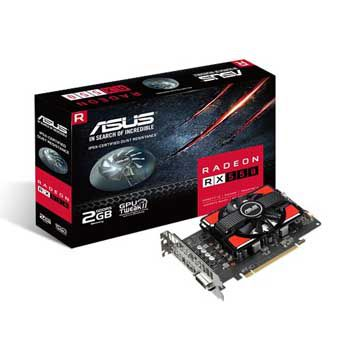 2GB ASUS RX550-2G