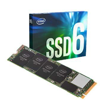 512GB Intel 660P (SSDPEKNW512G8X1978348)