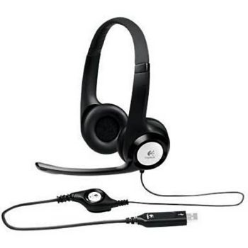 HEADPHONE Logitech H390 USB