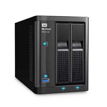 0TB WD My Cloud EX4100 WDBWZE0000NBK-SESN