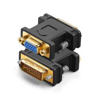 Đầu chuyển DVI-I 24+5 sang VGA Ugreen 20122