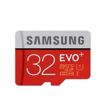 MICRO-SD 32GB Samsung Evo plus - CL10W - Class 10