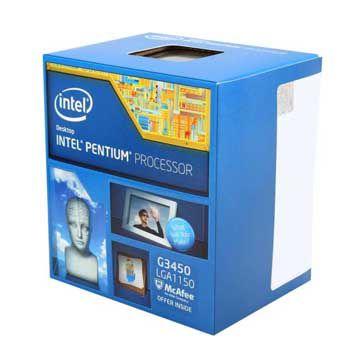 Intel Pentium Dual G3450 (3.4GHz)