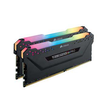 16GB DDRAM 4 3200 CORSAIR(KIT) Vengeance RGB PRO