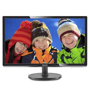 "LCD 19.5"" PHILIPS 206V6QSB (IPS)"
