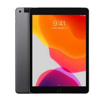 iPad 10.2-inch gen 7th Wi-Fi + Cellular (MW6A2ZA/A - Space Grey)