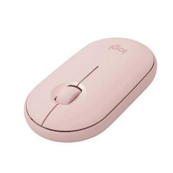 LOGITECH WIRELESS Pebble M350 (Bluetooth) ( màu Hồng)