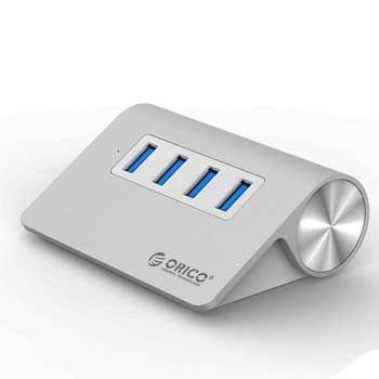 HUB USB 1–4 PORT ORICO M3H4-V1
