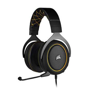 HEADPHONE Corsair HS60 PRO Surround 7.1 Yellow