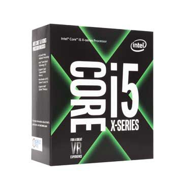 Intel Kaby lake-X i5 7640X(4.0GHz) Chỉ hỗ trợ Windows 10