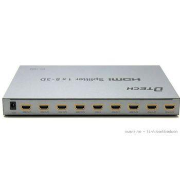 MULTI HDMI 1-8 DTECH 7148