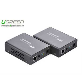 Thiết bị kéo dài HDMI 100m Qua Mạng LAN Ugreen 40210