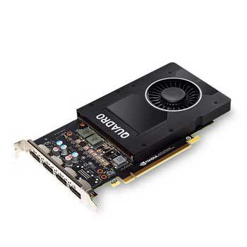 5GB GIGABYTE NVIDIA Quadro P2000