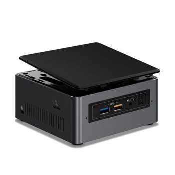 INTEL BOX NUC7CJYH5 (Tiết kiệm điện hơn 90%, tiêu thụ từ 5W-10W khi hoạt động) (Máy tính nhỏ , gọn nhất )