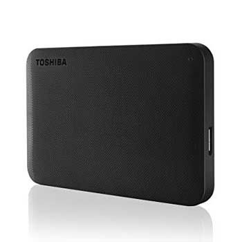 2TB Toshiba Canvio Ready