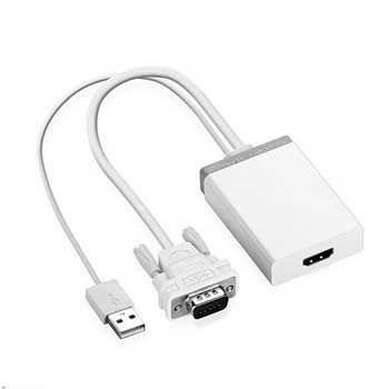 CABLE VGA ra HDMI + Audio Ugreen 40235
