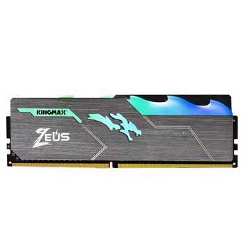 8GB DDRAM 4 3000 KINGMAX HEATSINK Zeus RGB