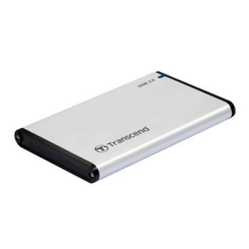 """HDD BOX 2.5""""SATA TRANSCEND 25S3"""
